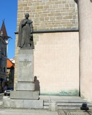 Pomník Jana Valeriána Jirsíka