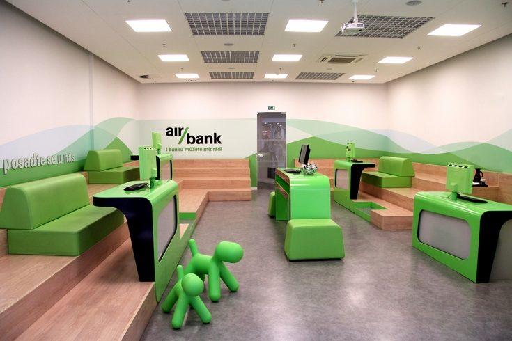 Air Bank – pobočka České Budějovice