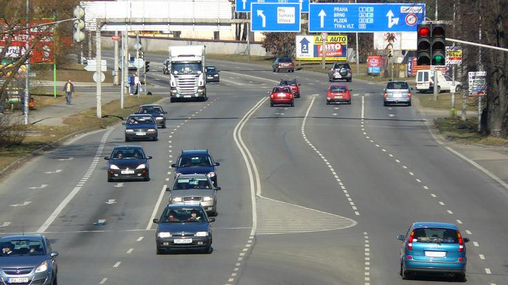 Křižovatka České Budějovice