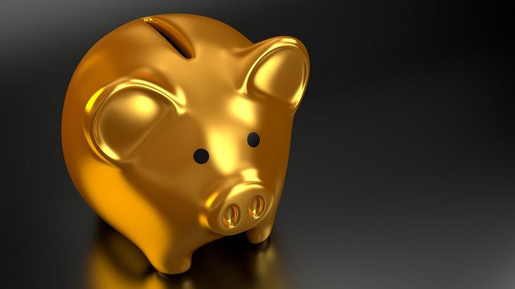 Kapesné - peníze - úspory