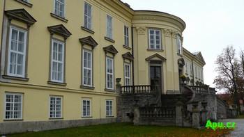 Nové Hrady - zámek