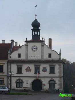 Nové Hrady - radnice