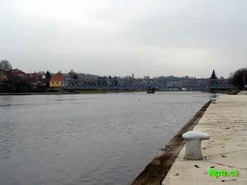 Týn nad Vltavou - most