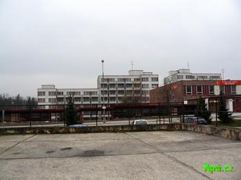 Týn nad Vltavou - hotelový areál Blanice
