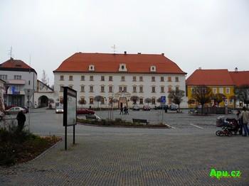 Týn nad Vltavou - radnice