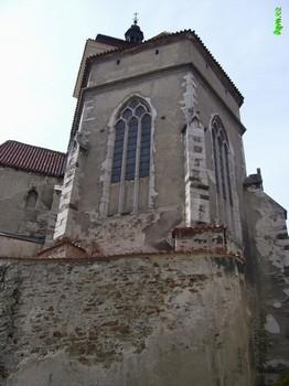 Věž hradu