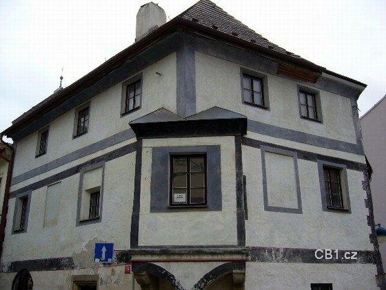 Nejstarší dům v ČB