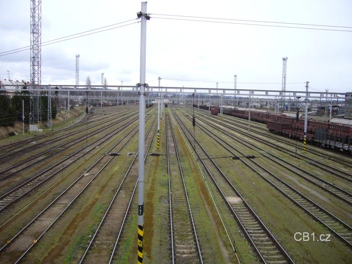 Kolejiště za nádražím