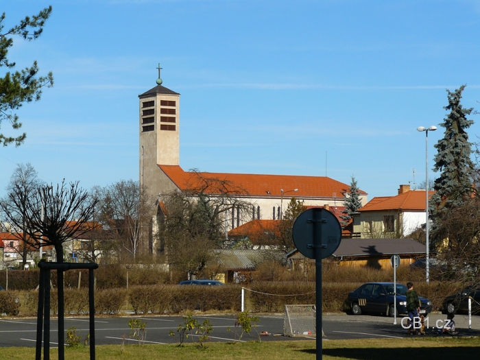 Kostel sv.Vojtěcha