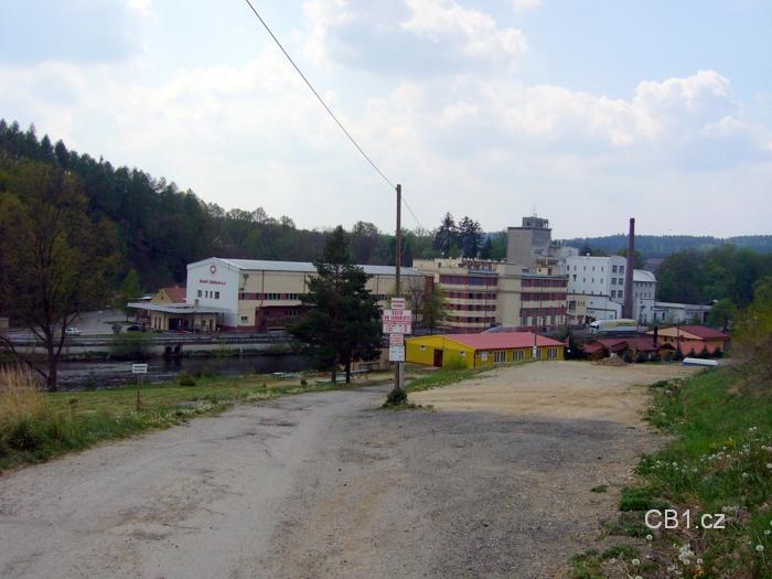 Továrna Bratři Zátkové a.s.