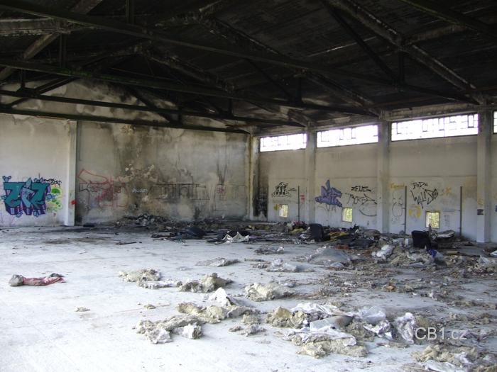 Bývalý vojenský prostor Mokré