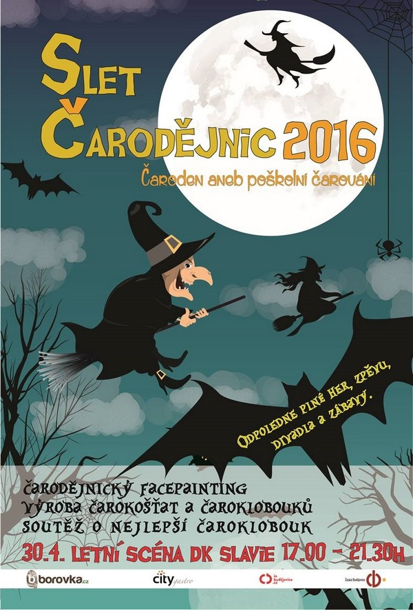 Slet čarodějnic 2016