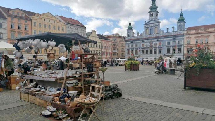 Trhy České Budějovice