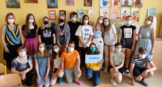 Teenageři z Českých Budějovic ovládli soutěž finanční gramotnosti
